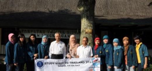 Study Visit to Thailand 2012
