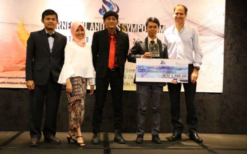 Mahasiswa ITB Raih Juara Pertama Desain Oil Rig di Malaysia