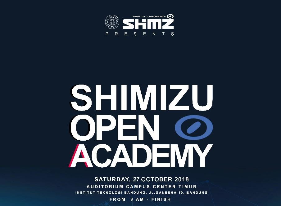 Shimizu Open Academy 2018