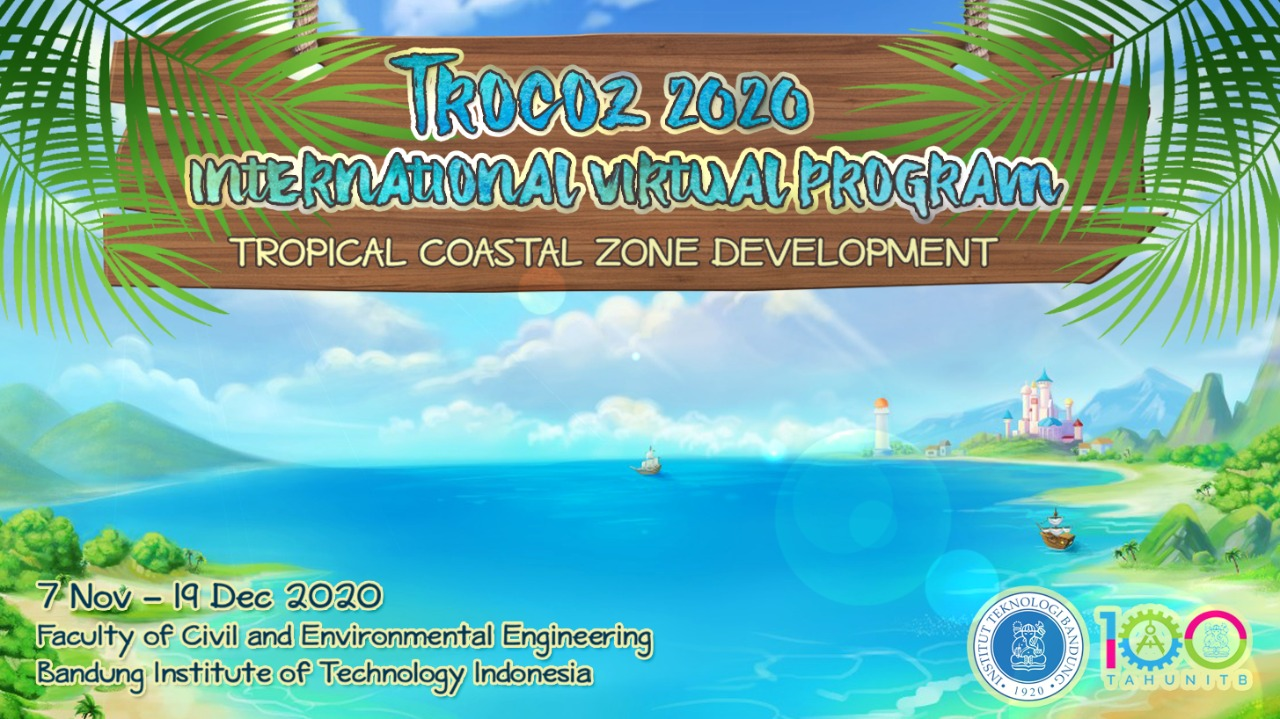 Tropical Coastal Zone Development Summer Program 2020
